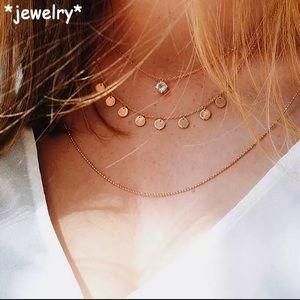 Jewelry - SIV Layered Choker Necklace